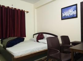 Hotel Pindar Inn, Bāgeshwar (рядом с городом Kapkot)