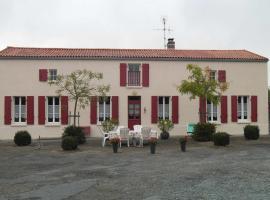Evasion Campagnarde, Trémentines (рядом с городом Nuaillé)