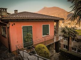 casa nico, Lugano