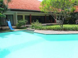 Ragunan Creative Villas, Джакарта (рядом с городом Kalijati)