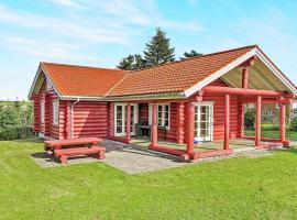 Holiday Home Kamillevej, Øster Assels (Vils yakınında)