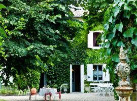 Le Clos d'Iris, Fronsac (рядом с городом Либурн)