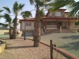 Chalet/Casa/Villa en entorno natural en la costa, Los Serranos (Ifre-Pastrana yakınında)