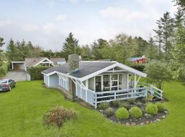 Three-Bedroom Holiday home in Fjerritslev 19