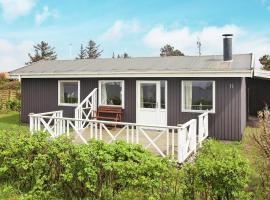 Two-Bedroom Holiday home in Kalundborg 6, Kåstrup