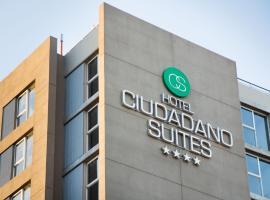 Ciudadano Suites, Montevideo
