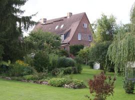 Ferienwohnung in Lübstorf am Schweriner See, Lübstorf (Herren Steinfeld yakınında)