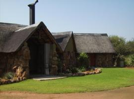 Farm Osombahe-Nord, Omitara (рядом с регионом Gobabis)