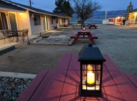 Lakeview Motel, Lake Isabella