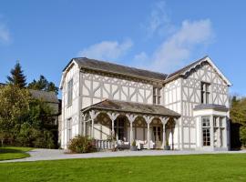 Treburvaugh House, Knucklas (Near Knighton)
