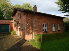 Kleines Ferienhaus, Stelle-Wittenwurth (Hennstedt yakınında)