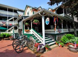 Pequot Hotel, Oak Bluffs