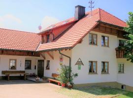 Ferienhof Eckert, Weilheim (Berau yakınında)