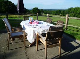 moaps farm bed and breakfast, Danehill