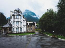 Отель Гранд Кавказ