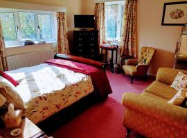 Grove House Bed & Breakfast, Jorkas