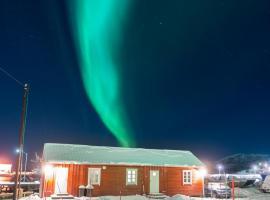 Senja Arctic Cabins, Skrollsvika (Near Krottoya)