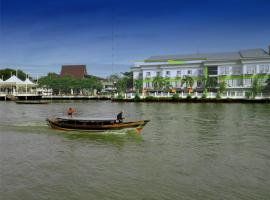 Hotel Victoria River View, Банджармасин