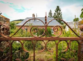 Gîte la maison de Rachel, Beaussault (рядом с городом Haudricourt Au bois)