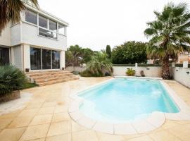 Colombet Stay's - Villa avec piscine - L'Aramon, Lavérune
