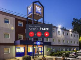 ibis budget Bourges, Bourges (in der Nähe von Morthomiers)