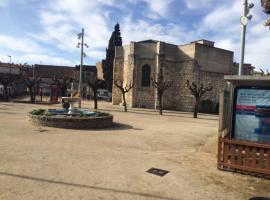 Studio medium term rent, Sant Cugat de Sesgarrigues (Lavern yakınında)
