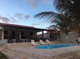 Casa Praia de Búzios, Barra de Tabatinga (Nísia Floresta yakınında)