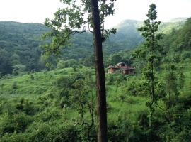 Sitabani Wildlife Reserve, Рамнагар (рядом с городом Kālāgarh)