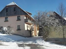 Biohof Gölly, Neumarkt in Steiermark (Mariahof yakınında)