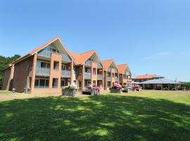 Hotel Bornholm, West-Terschelling