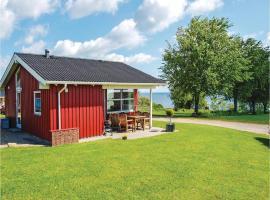 Holiday home Fiskervej Sydals IX, Skovby (Mommark yakınında)
