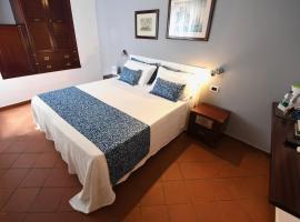 Il Saracino Hotel, Capraia