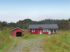 Holiday home Kvinesdal 44