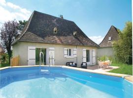 Holiday home La Douze *LXXV*, La Douze (рядом с городом La Mothe)