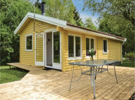 Two-Bedroom Holiday Home in Borup, Borup