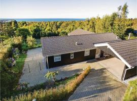 Two-Bedroom Holiday Home in Farevejle, Fårevejle (Kårup yakınında)