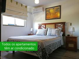 Amistar Apartments, Santiago