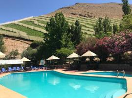 Hotel El Galpon de Elqui, Pisco Elqui