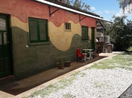 Hostel El Abrazo, Merlo (Cruz de Caña yakınında)
