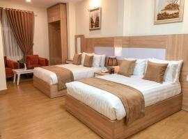 Hana Dalat Hotel, Da Lat