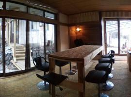 ILA Hakushu Guesthouse, Hokuto (Fujimi yakınında)