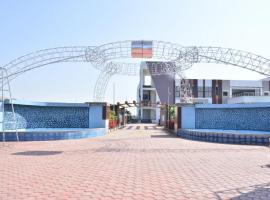 Marriage Garden & Resort, Dhāmnod (рядом с городом Khalghāt)