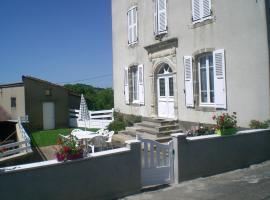 chez mimoune, Trézioux (рядом с городом Bort-l'Étang)