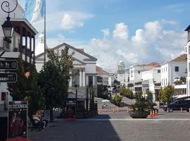 Apartamento Ciudad Cayala, Гватемала (рядом с городом Lo de Contreras)