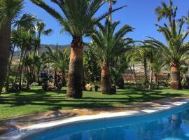 Los jardines de Teo, San Jose de sa Talaia (Sant Josep yakınında)