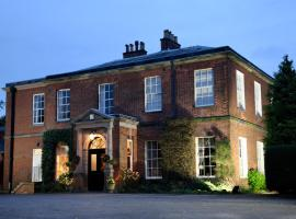 Dovecliff Hall Hotel, Burton upon Trent