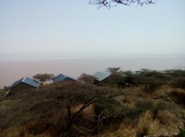 Karkaro Resort, Langano (рядом с городом K'orē)