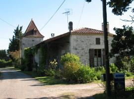 Chambre d'Hôtes Le Pigeonnier de Quittimont, Lacépède (рядом с городом Montpezat)