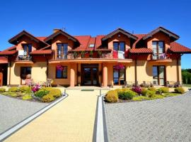 Villa Marcus, Rowy