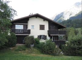 Tgiesa Christallina (390 Zü), Lenz (Alvaschein yakınında)